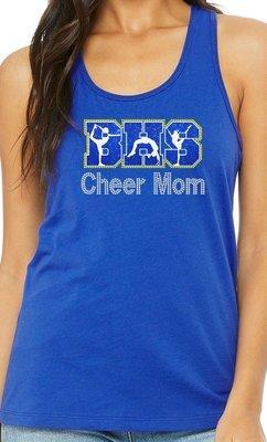 Cheer Mom 3 Multidec Shirt