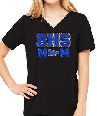 Cheer Mom 6 Multidec Shirt