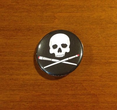 Shank Painters Pin