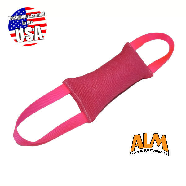 """10"""" x 3.5"""" Pink Tug with 2 Pink Handles"""