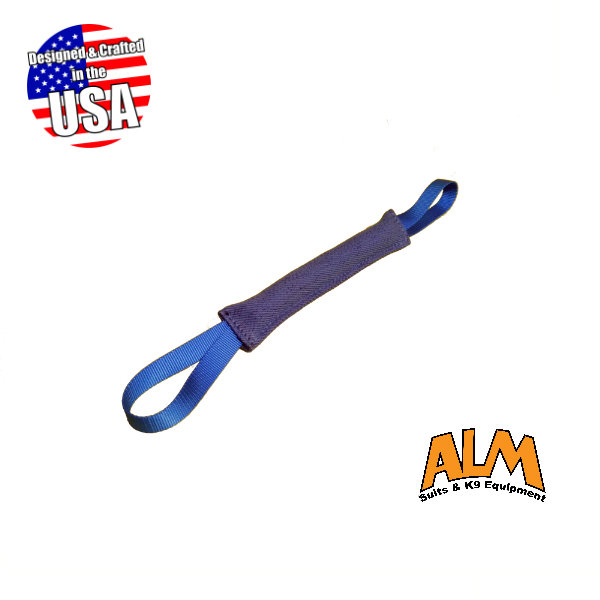 "10"" x 1.5"" Royal Blue Tug with 2 Royal Blue Handles"