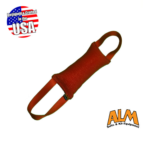 """10"""" x 3.5"""" Red Tug with 2 Red Handles"""