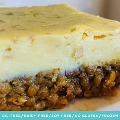 Sweet Potato & Lentil Cottage Pie