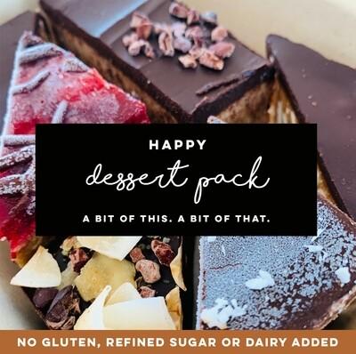 Dessert Tasting Pack
