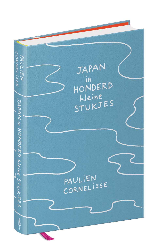 Japan in honderd kleine stukjes, gesigneerd