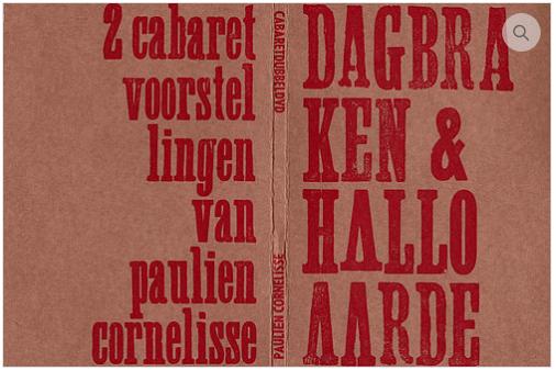 Dubbel DVD Dagbraken & Hallo Aarde, gesigneerd