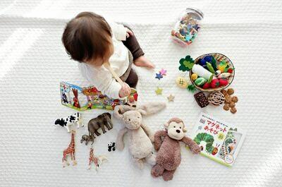 Toddlers 2-5 years Virtual