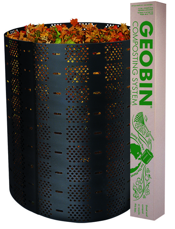 GeoBin Open Composter & Leaf Corral