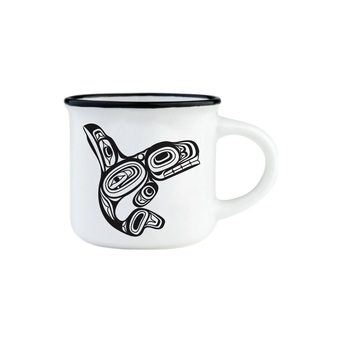 Espresso Mug - Whale