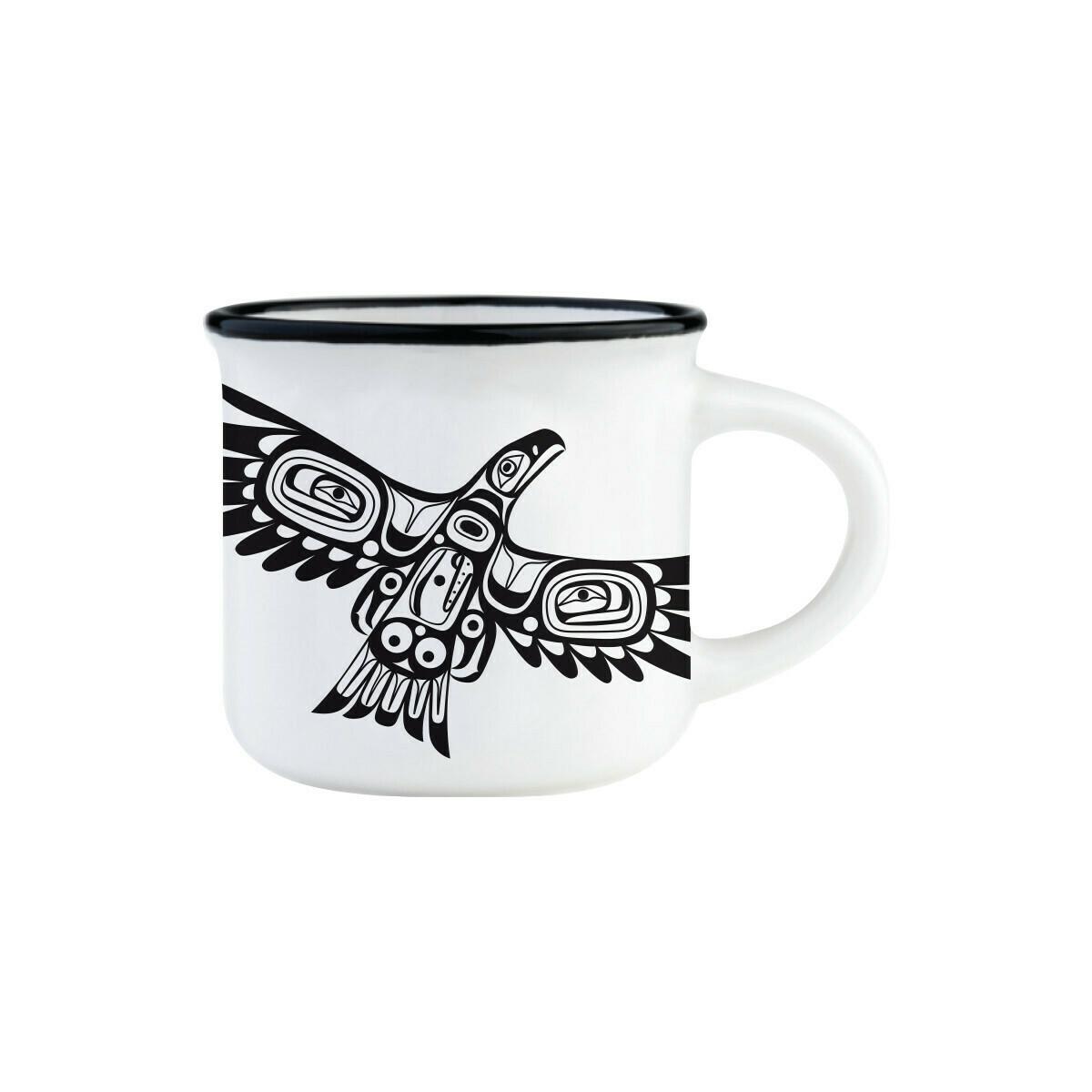 Espresso Mug - Soaring Eagle