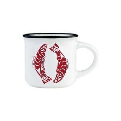 Espresso Mug - Salmon