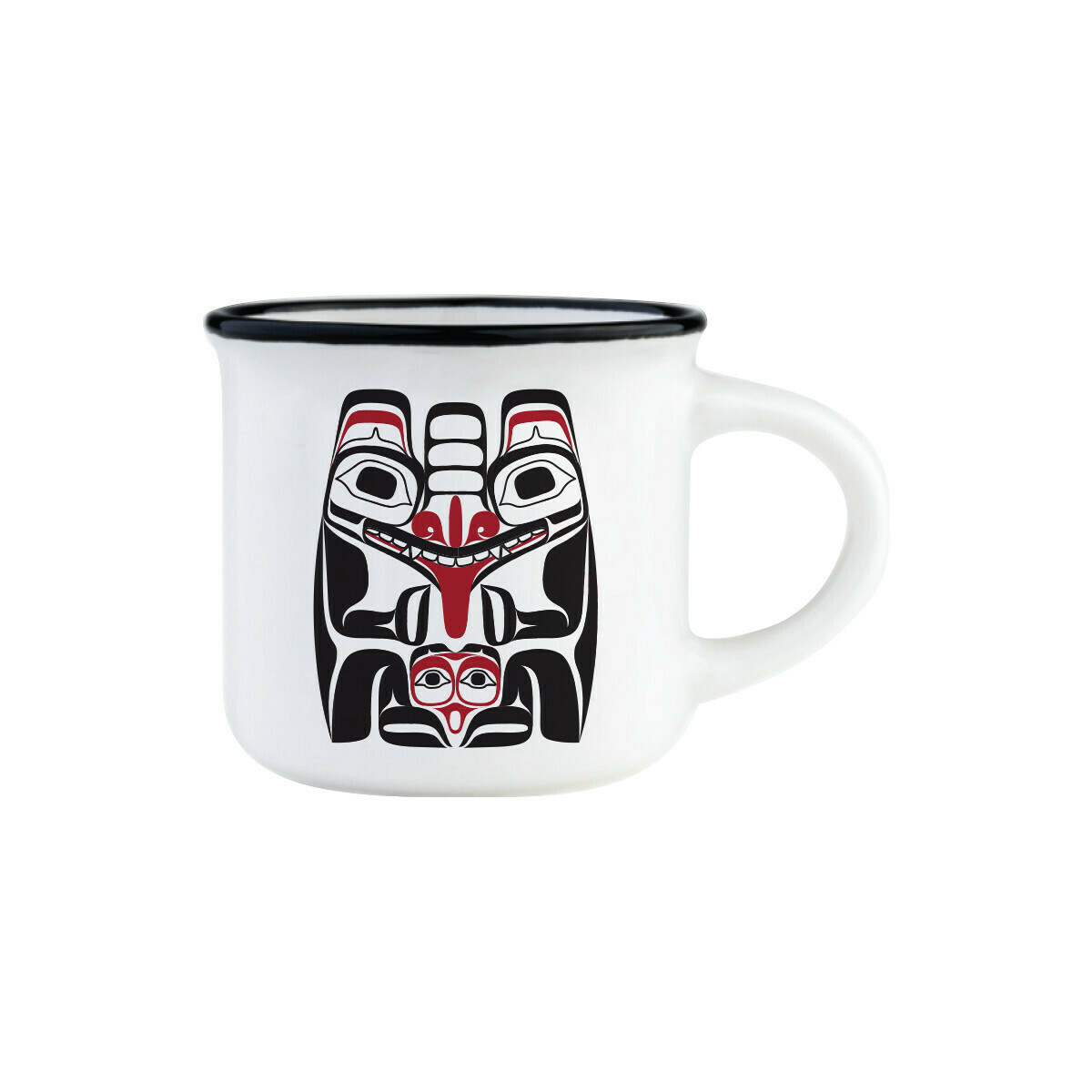 Espresso Mug - Bear