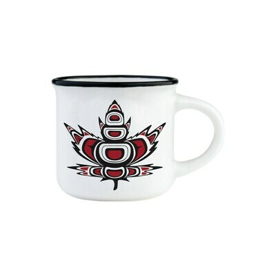 Espresso Mug - Indigenous Maple