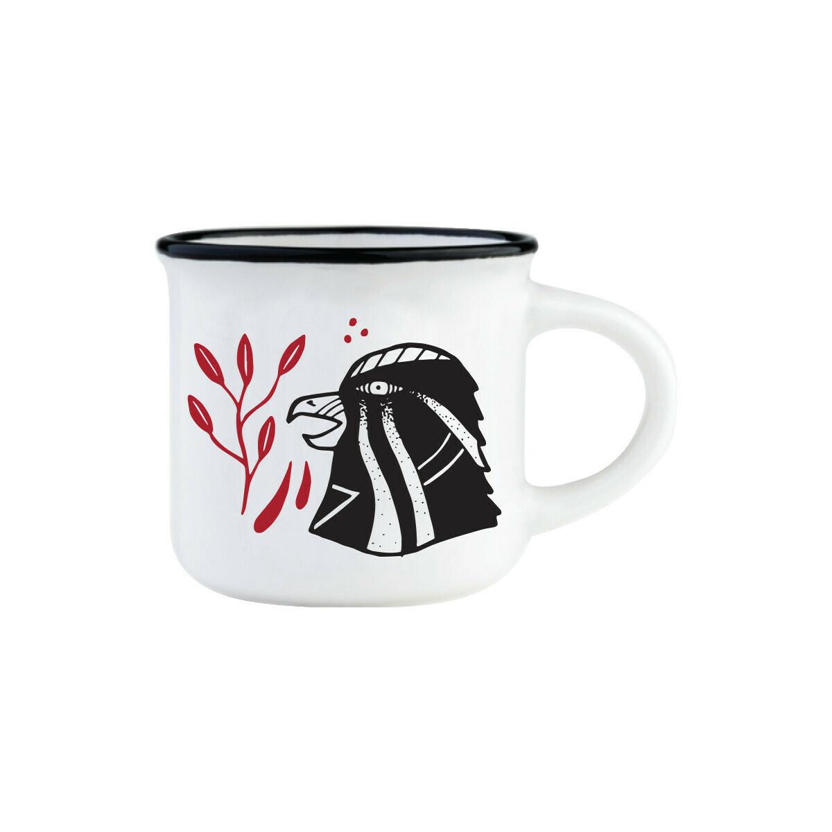 Espresso Mug - Eagle Spirit