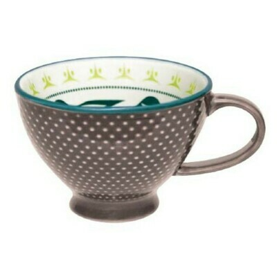 Porcelain Art Mug - Thunderbird