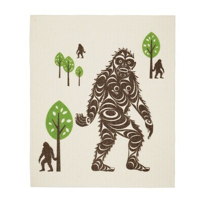 Eco Cloth - Sasquatch