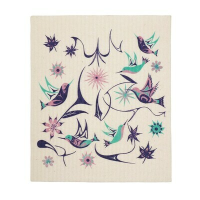 Eco Cloth - Hummingbird