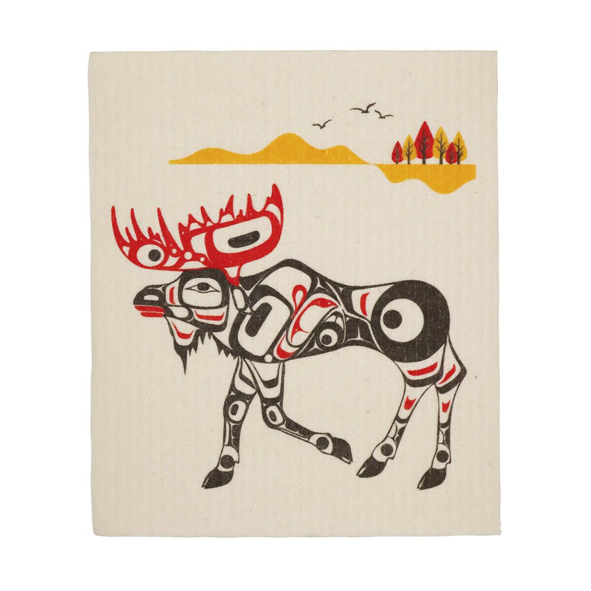 Eco Cloth - Moose