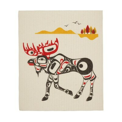 Eco Cloth - Moose