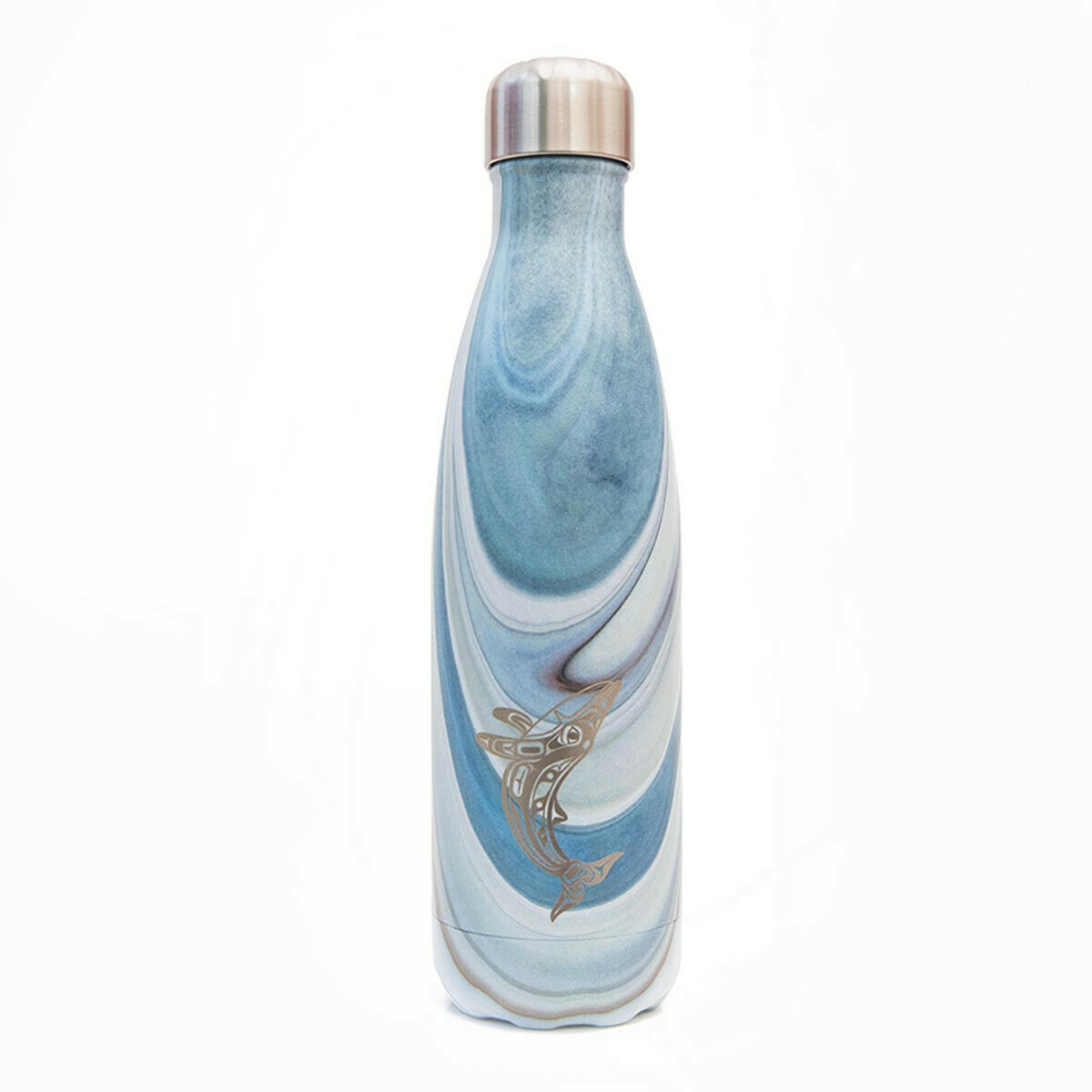 Insulated Water Bottle - Humpback Whale
