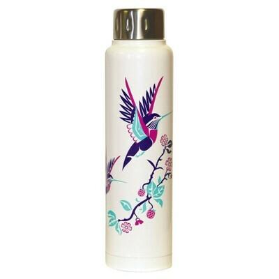 Insulated Totem Water Bottle - Hummingbird