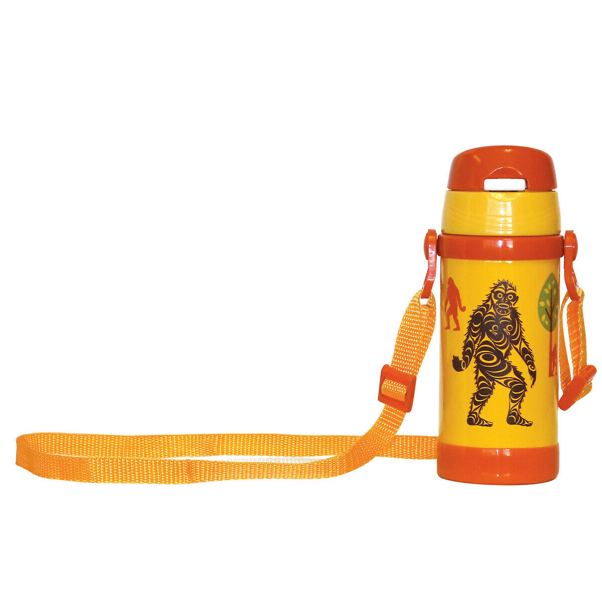Kids Insulated Water Bottle -  Sasquatch