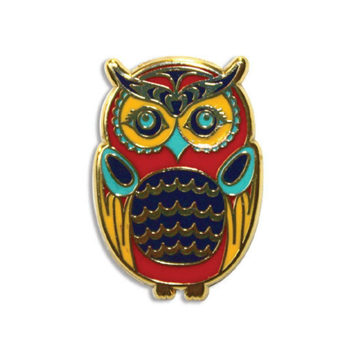 Enamel Pin - Owl
