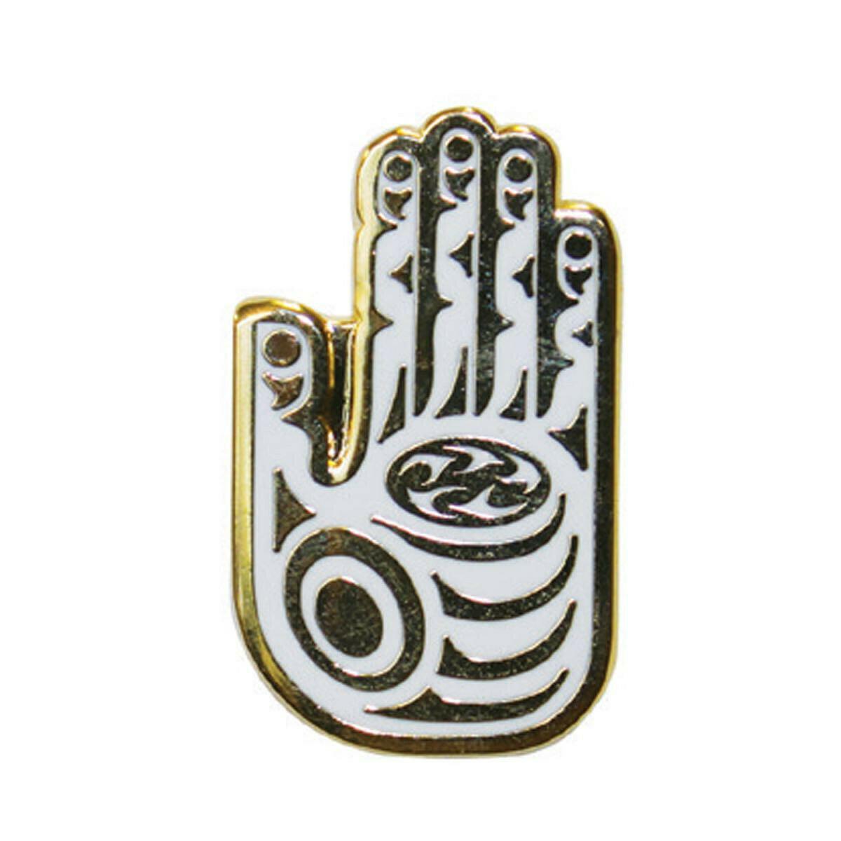 Enamel Pin - Healing Hand