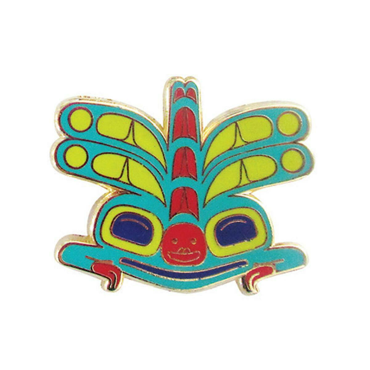 Enamel Pin - Dragonfly