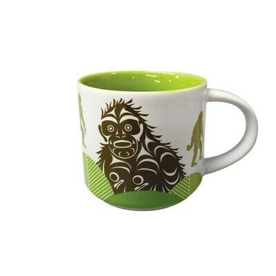 Mug - Sasquatch