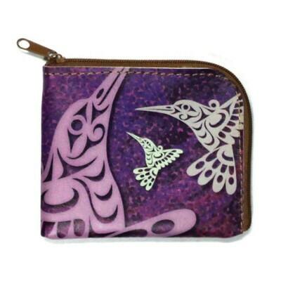 Coin Purse - Hummingbird