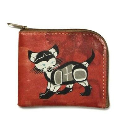 Coin Purse - Cat