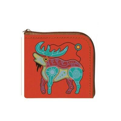 Coin Purse - Moose