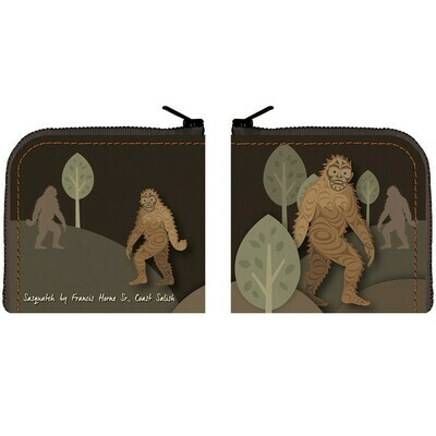 Coin Purse - Sasquatch