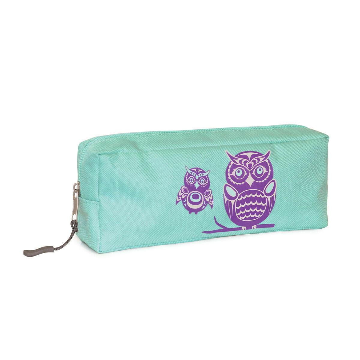 Pencil Case - Owls