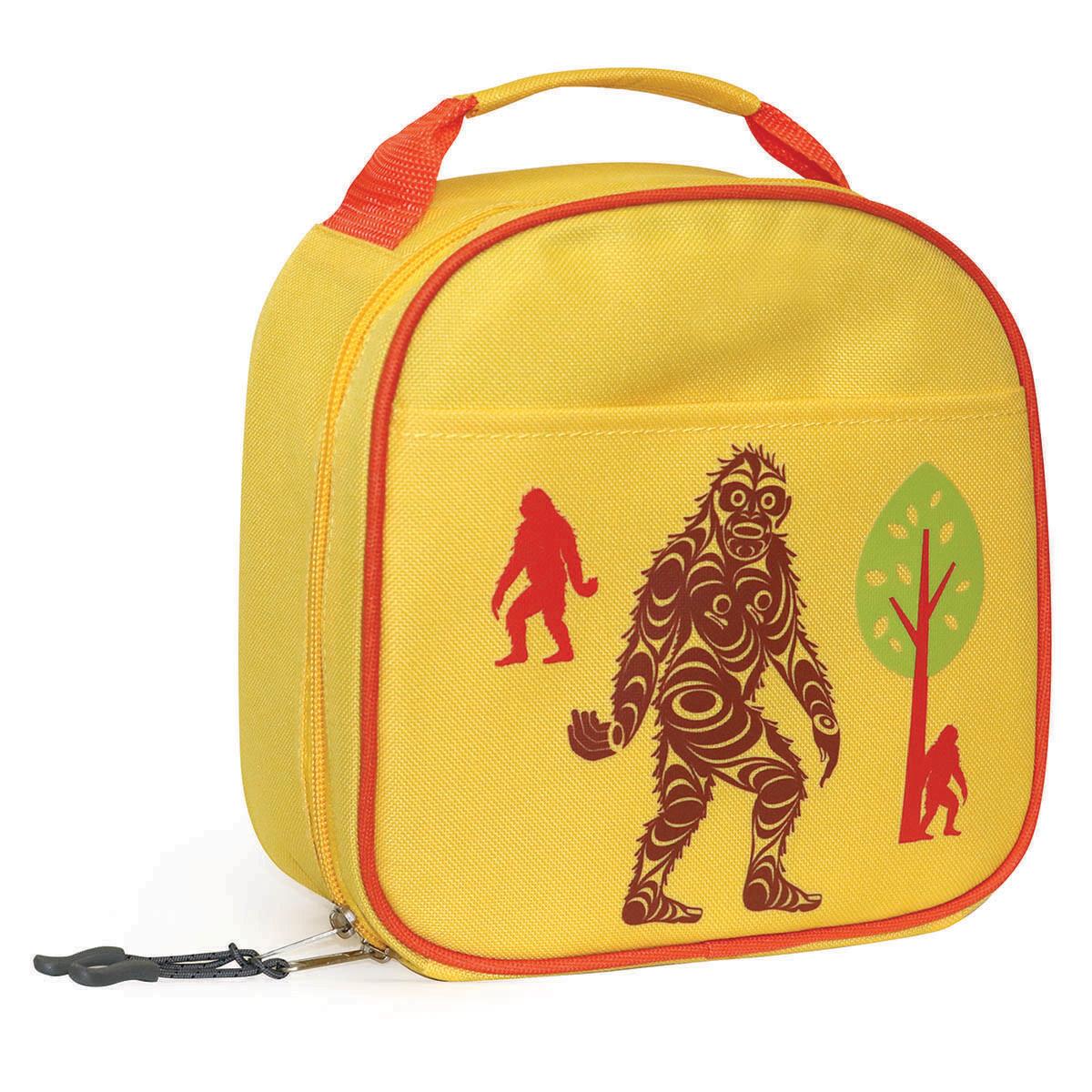 Insulated Lunch Bag - Sasquatch
