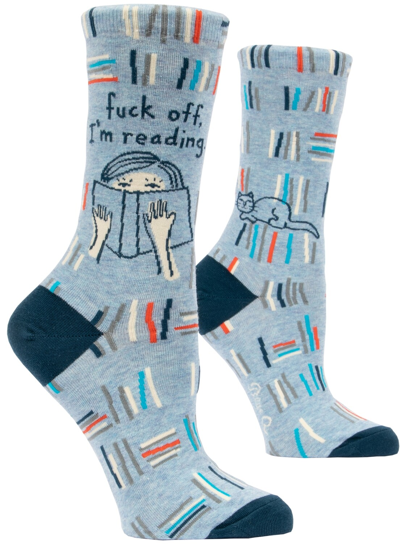 Fuck Off, I'm Reading