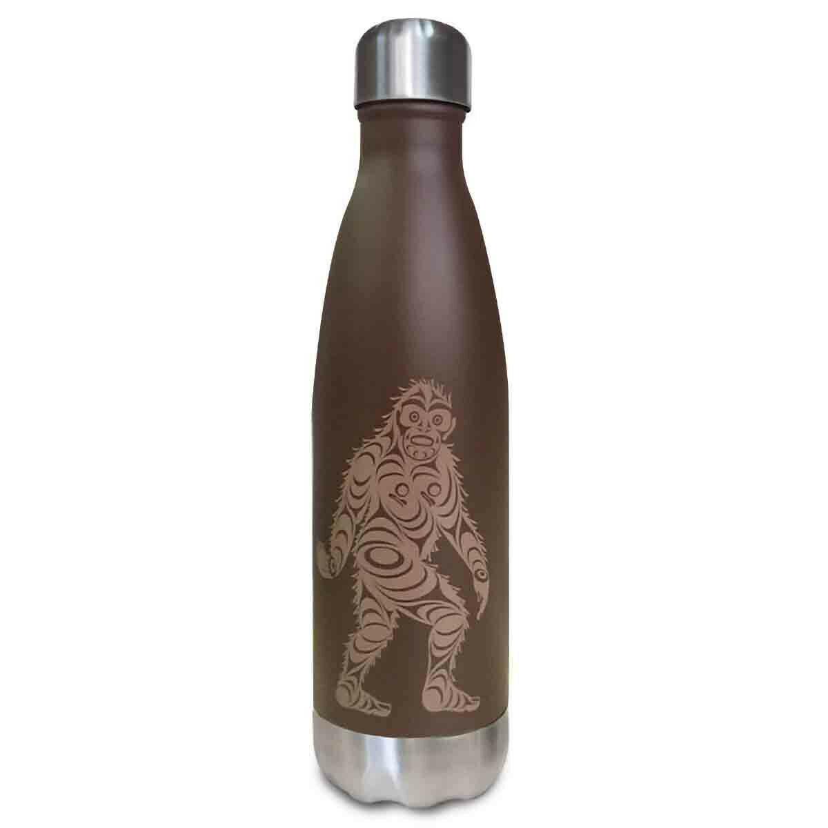 Insulated Water Bottle - Sasquatch