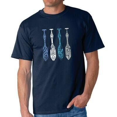 T-Shirt - Paddles