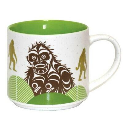 Ceramic Mug - Sasquatch