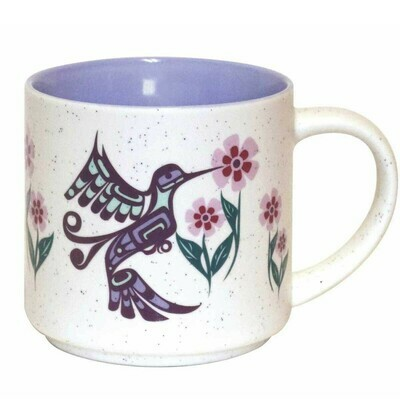 Ceramic Mug - Hummingbird