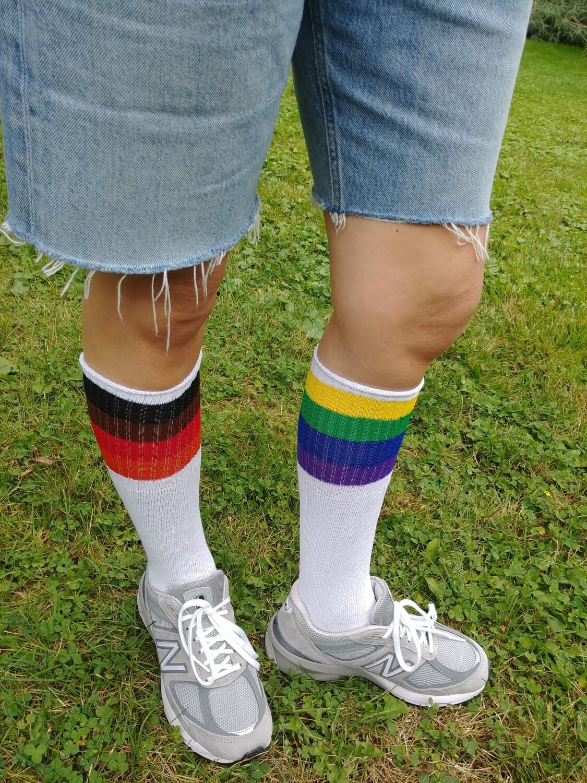 "8 Colour Pride Tube  - 19"" Length"