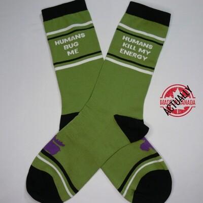 Human Energy Crew Sock