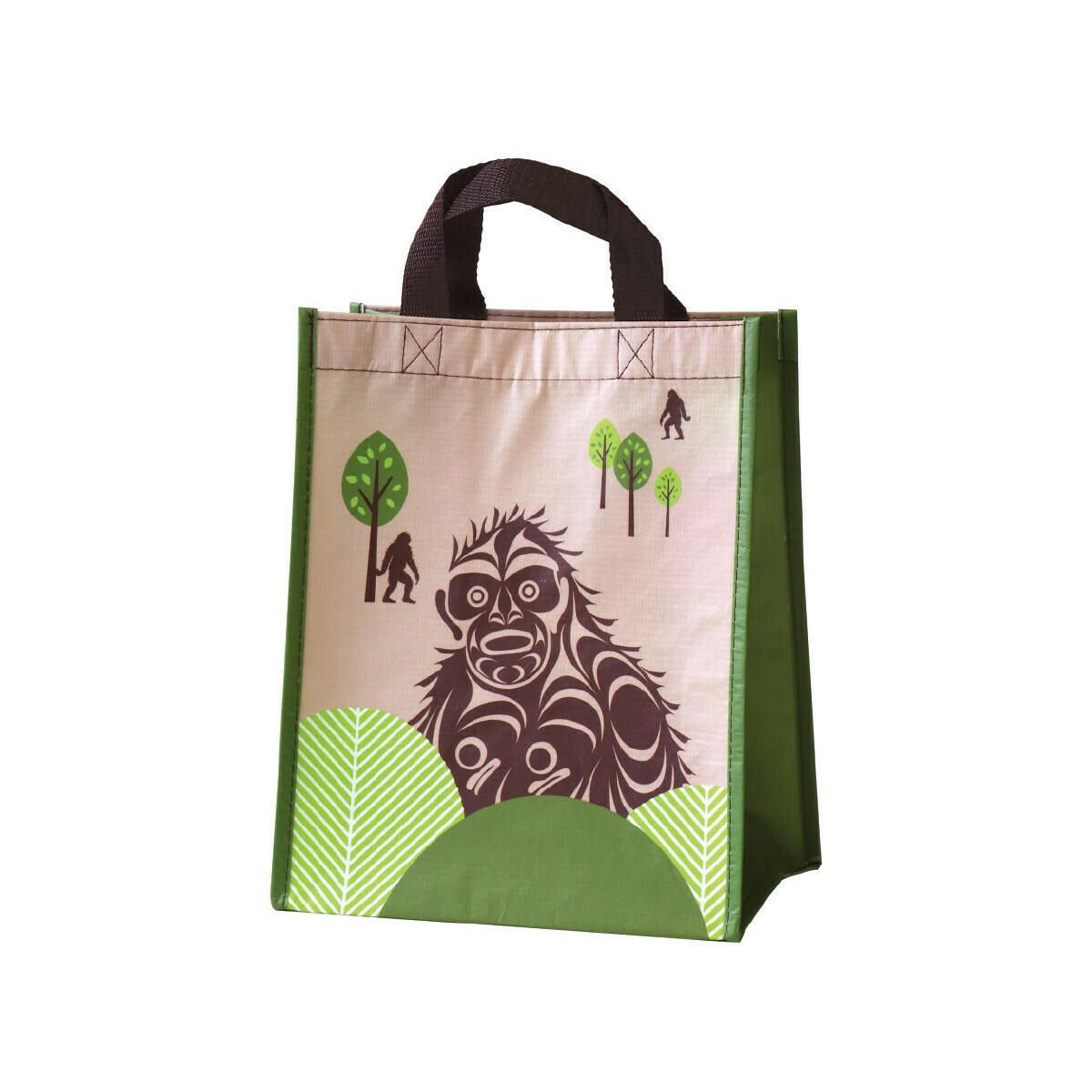 Eco Bag Small - Sasquatch