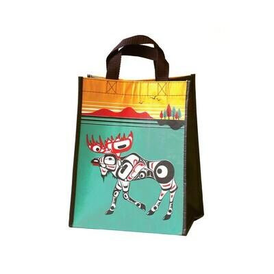 Eco Bag Small - Moose