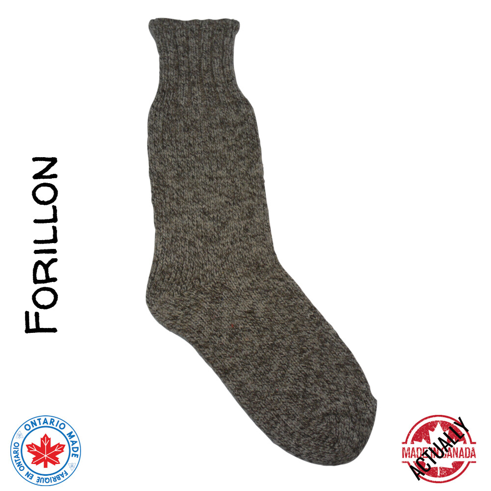 Forillon 100% Wool Boot