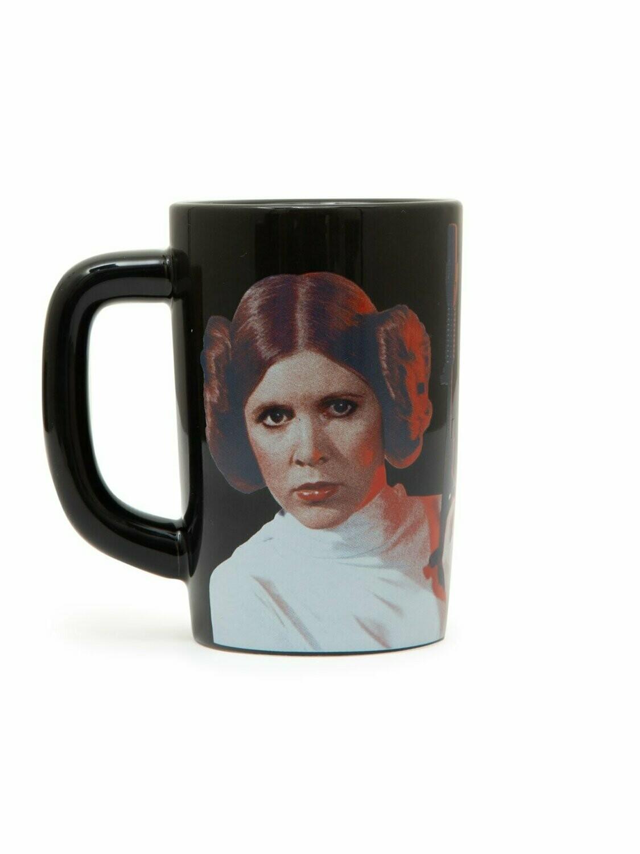 Princess Leia Star Wars READ mug