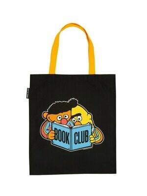 Bertie and Ernie Sesame Street Book Club tote