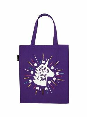 Read the Rainbow tote bag