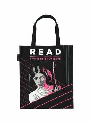 Star Wars Princess Leia READ tote bag